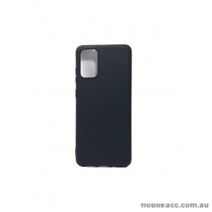 Hana Soft Feeling Jelly Case For Samsung S20 Ultra  6.9 inch  Black
