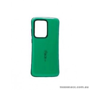 ifacMall Anti-Shock Case For Samsung S21 Ultra 6.8 inch  Mint Green