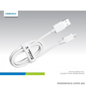 Momax Micro USB High Speed Data Cable - White