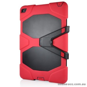 TOUGH CASE FOR IPAD MINI 4 WITH SURVIVOR WITH STAND - Red